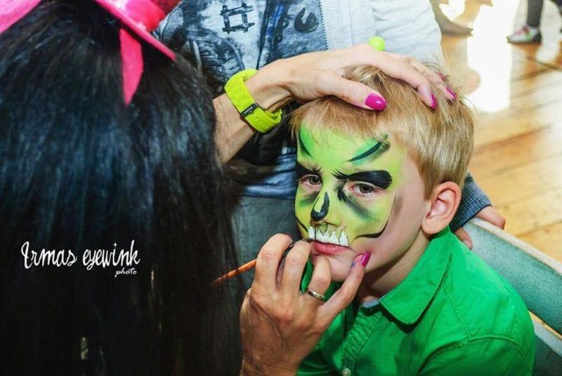 face painting za rodjendane