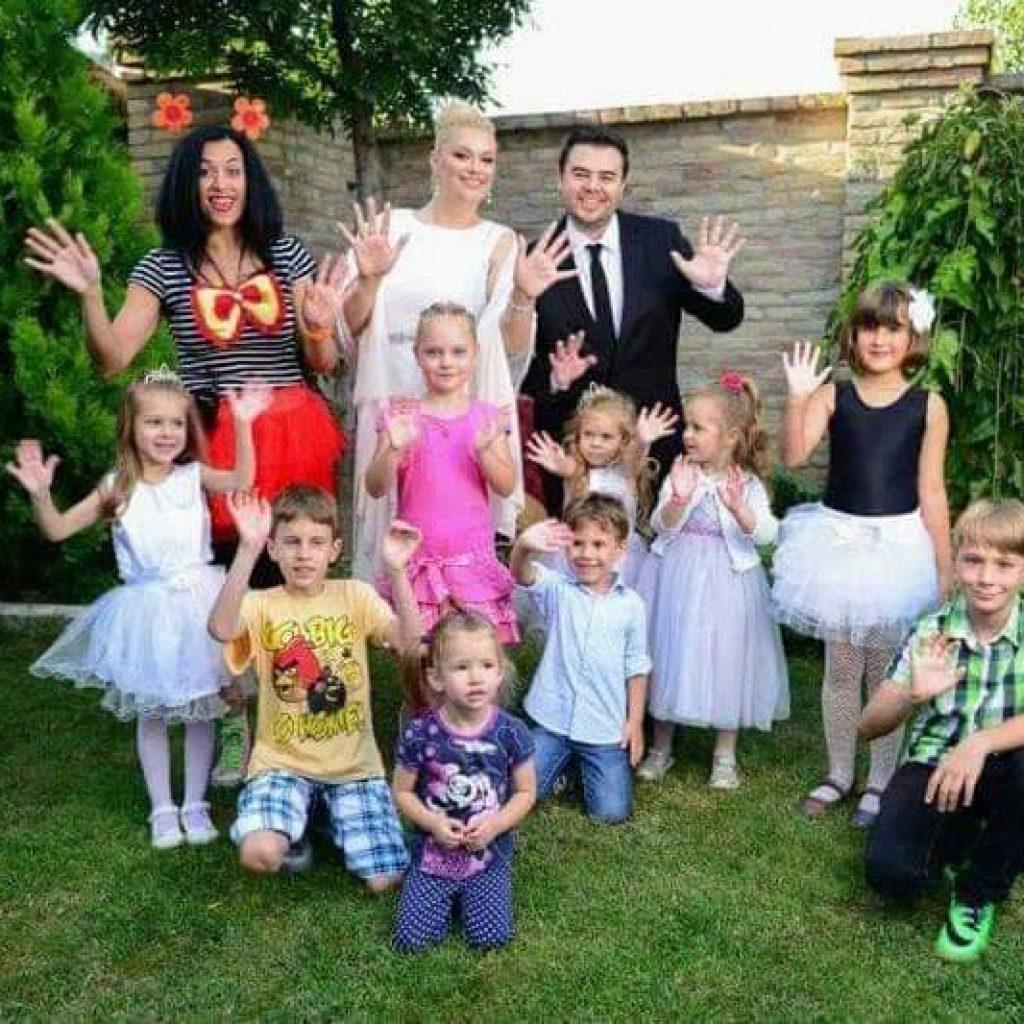 dečiji animatori za svadbe