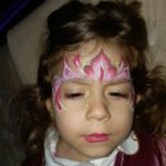 face painting animacija